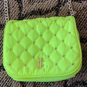JUICY COUTURE NEON PURSE🌟